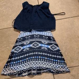 🍀Amy Byer Dress Size 7